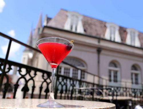 A Cherubic Cocktail