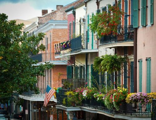 Spring has Sprung in the Big Easy