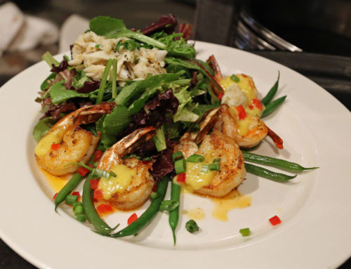 Gulf Shrimp and Jumbo Lump Crab Salad