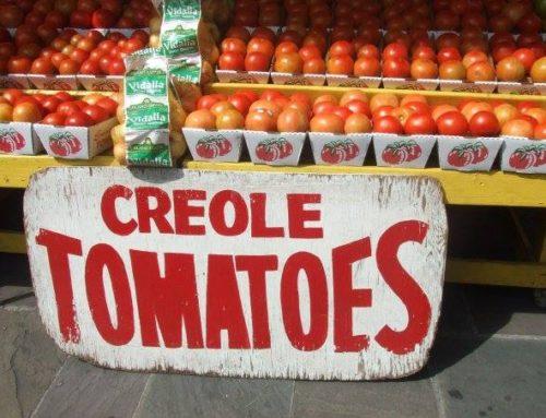 4 Course Creole Tomato Menu
